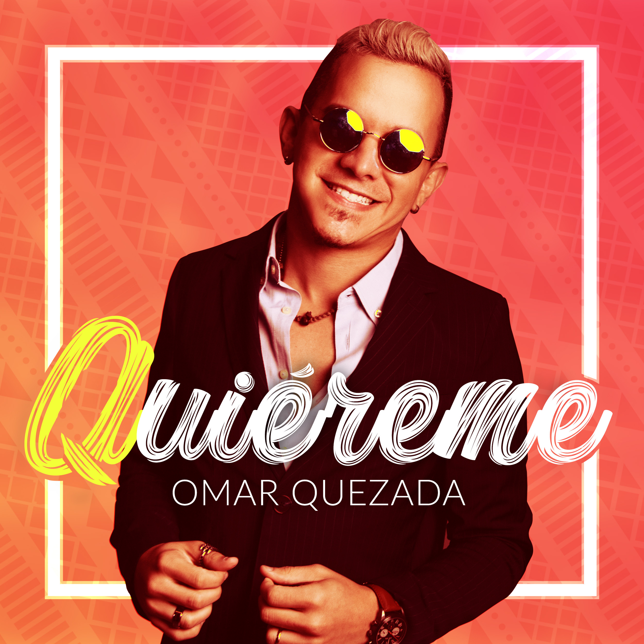 Omar Quezada estrena Quiéreme, a ritmo de vallenato fusionado.